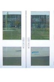 12x5 Clear Window Decal
