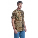 TShirt With Pocket Short Sleeve RealTree